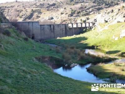 Puentes del Río Manzanares;escapada fin de semana;senderismo con imaginación